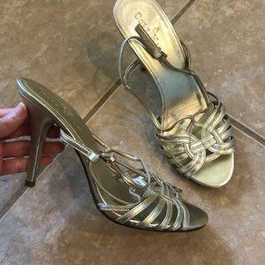 Cole Haan strappy heels